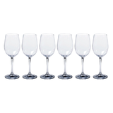 6er-Set Bordeauxglas Classico - Glas Transparent,