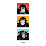 Decopanel Chimpanse pop,