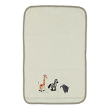 Handtuch Baby Zoo - 100% Baumwolle ivory - 103,