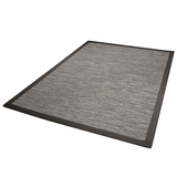 In-/Outdoorteppich Naturino Color - Anthrazit - 67 x 133 cm,