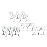 Kelchglas-Set Country (18-teilig),