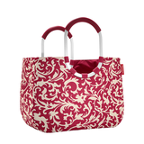 Loopshopper L baroque ruby - strapazierfähig rot,
