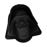 Silikonbackform Star Wars Darth Vader antihaft - Silikon Schwarz,