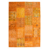 Teppich Atlas - Orange - 200 x 290 cm,