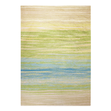Teppich Fresh Stripes - Sand - Maße: 120 x 180 cm,