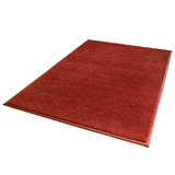 Teppich Noblesse Exclusiv - Rot - 80 x 160 cm,