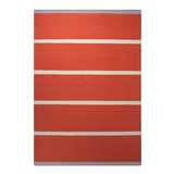 Teppich Simple Stripe - Orange - Maße: 160 x 230 cm,