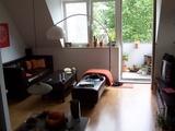 Schöne sonnige  2-R-Whg. zum träumen in Magdeburg- Buckau  3.OG;  DG .ca. 45 m² mit Balkon 56320