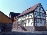 Fachwerkhaus, Energiesparhaus, Rarität, Kulturdenkmal 73882