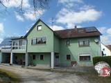 Schönes 3-Familienhaus mit Pferdekoppel, Baugrundstück und Nebengebäuden in Dürrwangen OT 692681