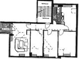 4,00-Zimmerwohnung mit Balkon! 477