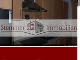 Stemmer Immobilien *** Erdgeschoßwohnung mit Einbauküche *** 302177