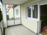 Gepflegte 3-Zimmerwohnung mit EBK, großer Balkon, Garage und 2 Stellplätze in Markt Erlbach 691414