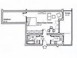 Sehr schönes 1,5 Zimmer Appartement in 65510 Idstein-Heftrich 147950
