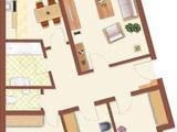 4 Zimmer Wohnung mit Wohnküche in E 16078