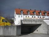 Moderne 1 ZKB DG-Wohnung in Gilchin 13285