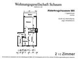 2,5 Zimmerwohnung, Alsterkrugchaussee 565, 22335 Hamburg 99753