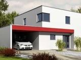 TOPLAGE meet´s BAUHAUSSTIL! 140m² große Neubau-Doppelhaushälfte: 4-5 Zimmer + Effizenzhaus 70 50431