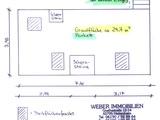 Verträumte MAISONETTE in 3 FH, ruhige Wohnlage, Grundfl. 93 qm, TGL-Bad, POGGENPOHL-EBK 58150