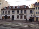Wohnen über der Stadt,preiswerte  2-R-Wohnung. in  Halle/Saale  san. Altb.ca. 73,03 EBK, DG 672681