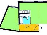 Nachmieter: günstige 2 Zimmer Whg. 16287