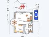 Neubau-Einfamilienhaus mit Vollkeller, traumhafte Lage, schicker Garten, Garage. S-Bahn: 10 Gehmin. 677849