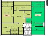 2 Zimmer Maisonettewohnung in ruhiger Lage 215684