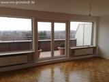 Top-vermietet: Großes 3,5 Zimmer Penthouse über 2 Ebenen mit Dachterrasse und 2 weiteren Balkonen im Zentrum von Henstedt-Rhen 48695