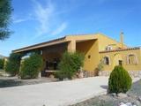 Top-renovierte Finca mit herrlicher Blick auf die umliegenden Berge! Albatera / Alicante 87061