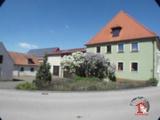 Ehemaliger Gasthof mit großer Scheune und Nebengebäuden in Herrieden OT 697352