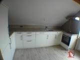 Renov. 4 Zimmer- Dachgeschosswohnung mit neuer Einbauküche in Feuchtwangen 698455