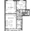 Schäne Erdgeschoss Wohnung nahe der Salinen 71275