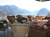 Villa Perla mit Blick auf Lugano 256845