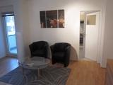 Helle, schöne 1-Zimmer Wohnung, zentral, auf Wunsch möbliert 67064