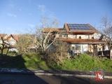 Fachwerkhaus mit 3 Garagen und Garten in Kirnberg für Handwerker 691515