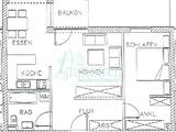 2-Raum-Wohnung zum Wohlfühlen 84674