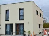 Ein Wohntraum für Design-Liebhaber! Erstbezug! DHH mit Terrasse, Garten und Stellplätze 689626