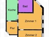 helle 2 - Raumwohnung in verkehrsgünstige Lage 226879