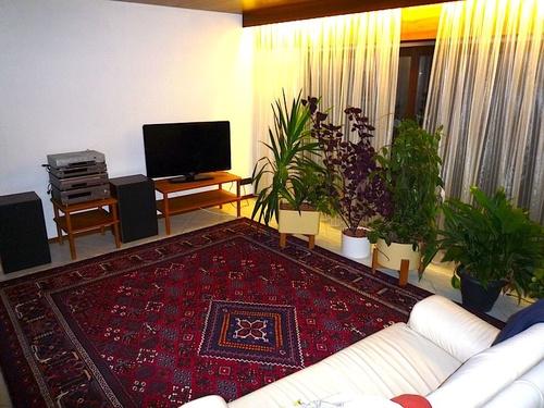 3 Zimmer Wohnung Mit Balkon Und Kamin Fur 1 080 Chf