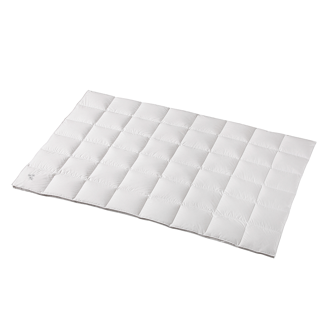 Bettdecke White Goose - 135 x 200 cm - Medium - Kassettendecke,