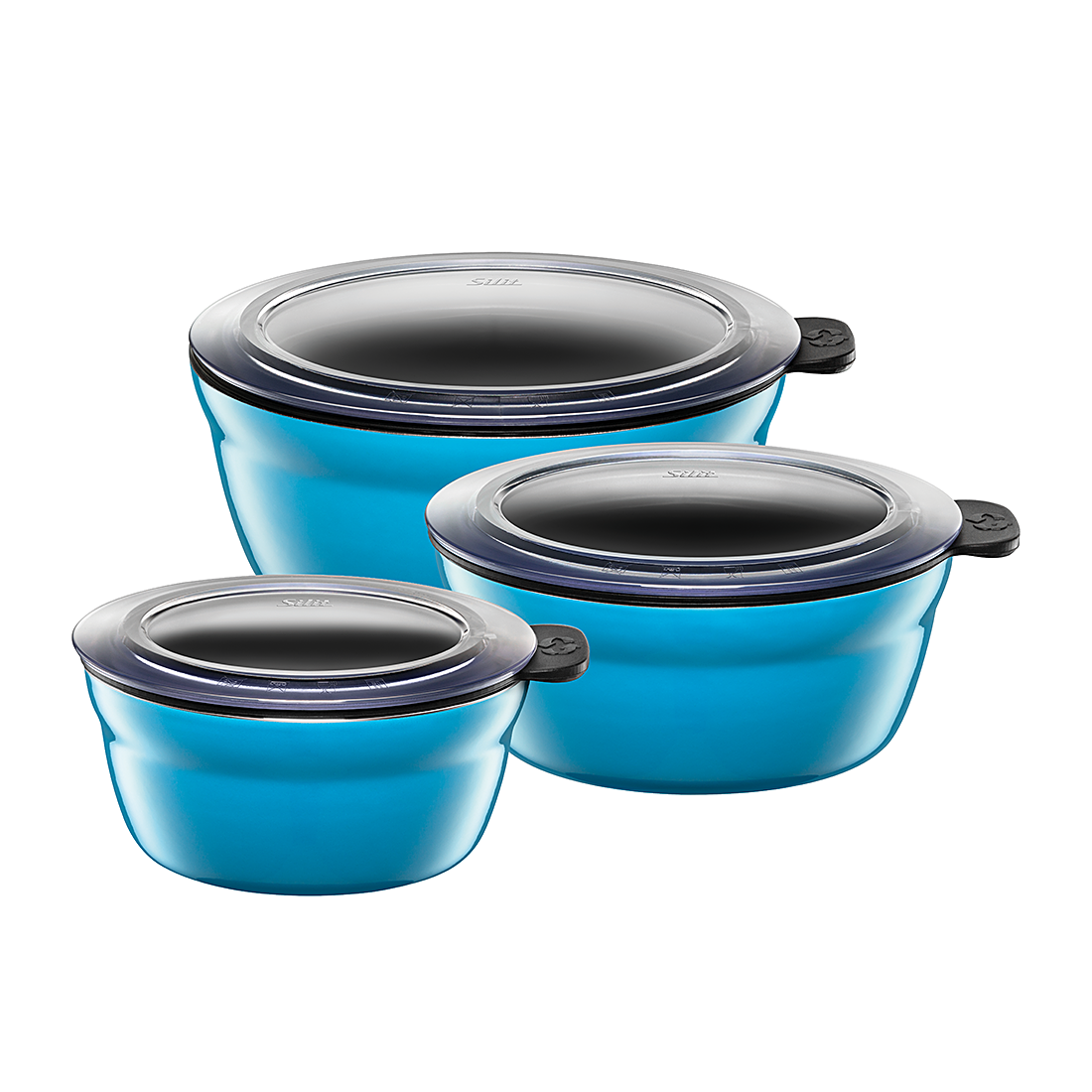 Fresh Bowls-Set (3-teilig) Mountain Blue,