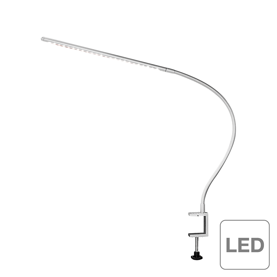 EEK A+, LED-Klemmleuchte,incl. Led - 24-flammig,