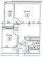 1,5 Zimmer-Wohnung in Frankfurt Oberrad  679079
